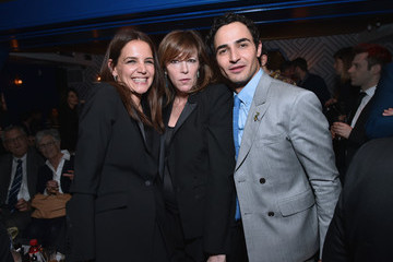 Katie Holmes Zac Posen 2016 Tribeca Film Festival After Party For 'All We Had'