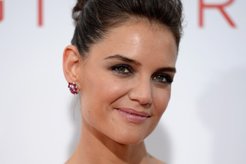 Katie Holmes 'The Giver' Premieres in NYC