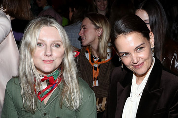 Katie Holmes Zimmermann - Front Row - February 2020 - New York Fashion Week: The Shows