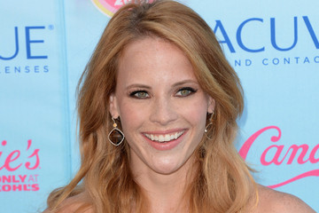 Katie Leclerc Arrivals at the Teen Choice Awards — Part 2