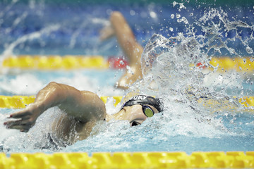 Katie Ledecky Pan Pacific Swimming Championships - Day 2