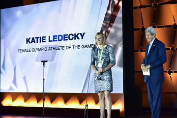 Katie Ledecky Olympic Pride, American Prejudice 1936 Black Olympians Family Welcome