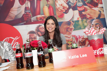 Katie Lee Food Network & Cooking Channel New York City Wine & Food Festival Presented by Coca-Cola