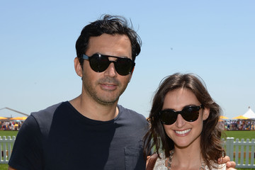 Katie-Lee Joel The Sixth Annual Veuve Clicquot Polo Classic - VIP Marquee