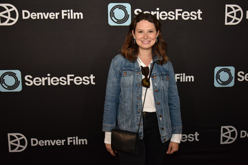 Katie Lowes SeriesFest Benefit Event Celebrating TV And Music Red Carpet At Red Rocks