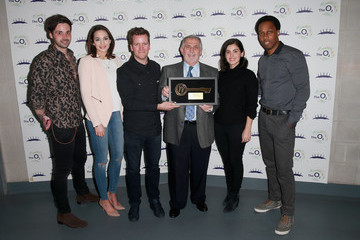 Katie Melua Tom Miserendino Young Voices Choir - Photocall