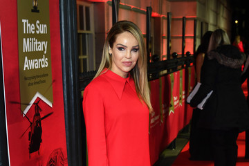 Katie Piper The Sun Military Awards 2020 - Red Carpet Arrivals