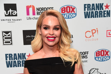 Katie Piper The Nordoff Robbins Championship Boxing Dinner - Red Carpet Arrivals