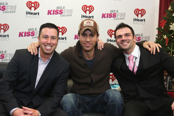 Katie Price Backstage at the 103.5 KISS FM's Jingle Ball 2013