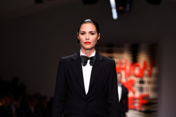 Katie Price Fashion for Relief Runway Show