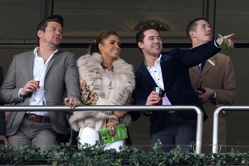 Katie Price The Cheltenham Festival — Part 2