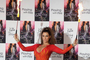 Katie Price Katie Price 'Playing With Fire' Book Launch Photocall
