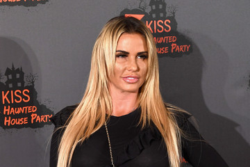Katie Price Kiss FM Haunted House Party - Arrivals