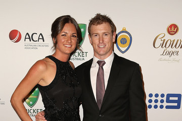 Katie Upton Arrivals at the Allan Border Medal