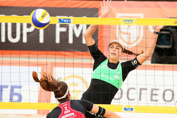 Katrin Holtwick FIVB Sochi Open Presented by VTB - Day 5