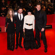 Katrin Kraus 'The Grand Budapest Hotel' Premieres in Berlin