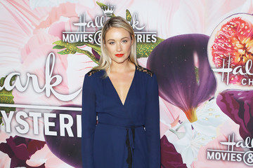 Katrina Bowden Hallmark Channel and Hallmark Movies and Mysteries Winter 2018 TCA Press Tour - Arrivals