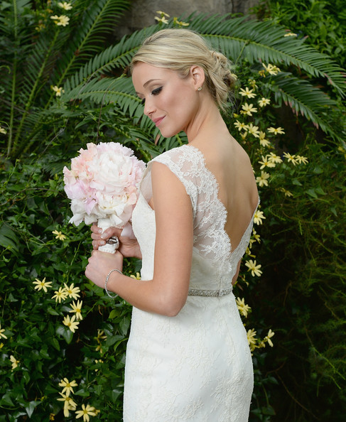 Katrina Bowden in Katrina Bowden And Ben Jorgensen Wedding ...