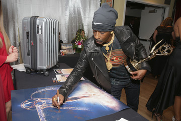Katt Williams Backstage Creations Giving Suite At The 70th Emmy Awards - Day 2