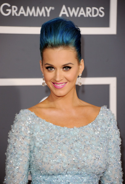Katy Perry Singer Katy Perry arrives at the 54th Annual GRAMMY Awards held at Staples Center on February 12, 2012 in Los Angeles, California.