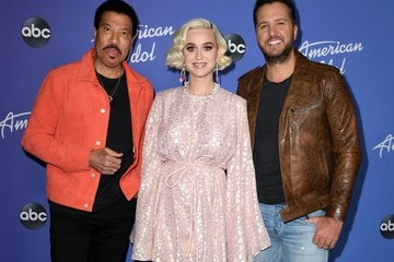 "Katy Perry ABC Hosts Premiere Event For ""American Idol"""