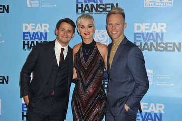 Katy Perry Los Angeles Opening Night Performance Of 'Dear Evan Hansen' - Arrivals