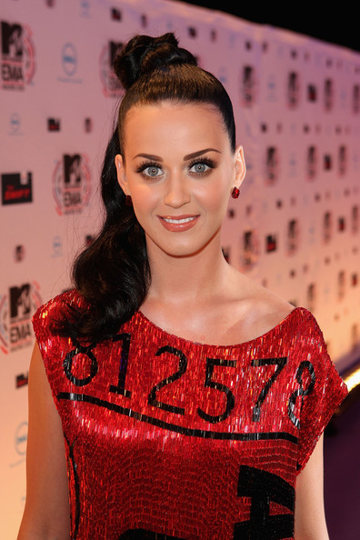 Katy Perry at MTV Europe Awards