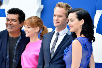 """Katy Perry Neil Patrick Harris Premiere Of Columbia Pictures' """"Smurfs 2"""" - Arrivals"""