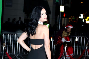 Katy Perry Office Christmas Party LA Premiere