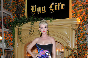 Katy Perry UGG x Jeremy Scott Collaboration Launch Event