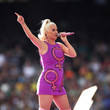 Katy Perry Katy Perry Performs During The ICC Women's T20 Cricket World Cup Final