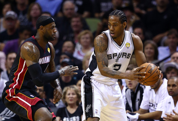 NBA Finals 2014 : What's in store for Miami Heat & San ...