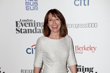 Kay Burley London Evening Standard's Progress 1000 - Red Carpet Arrivals