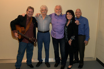 Kay Clary Panel Discussion With Kenny Rogers And The First Edition At The Country Music Hall Of Fame And Museum
