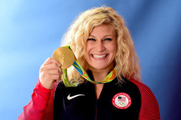 Kayla Harrison The 'Today' Show Gallery of Olympians