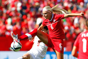 Kaylyn Kyle Canada v China PR: Group A - FIFA Women's World Cup 2015