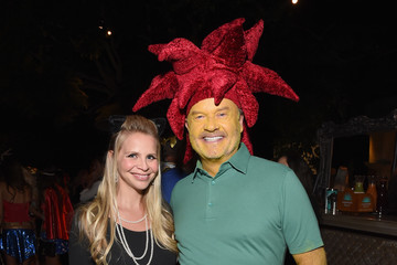 Kayte Walsh Celebs Attend the Casamigos Tequila Halloween Party