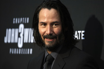 Keanu Reeves Special Screening Of Lionsgate's 'John Wick: Chapter 3 - Parabellum' - Arrivals