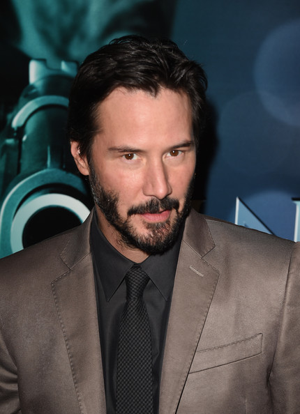 Keanu Reeves Actor Keanu Reeves attends Summit Entertainment's ...
