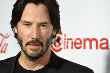 Keanu Reeves CinemaCon 2016 - The CinemaCon Big Screen Achievement Awards Brought To You By The Coca-Cola Company - Red Carpet