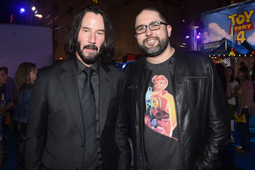 Keanu Reeves The World Premiere Of Disney And Pixar's 'TOY STORY 4'