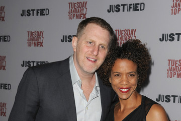 Kebe Dunn Arrivals at the 'Justified' Season 5 Premiere — Part 2