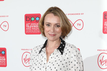 Keeley Hawes Broadcasting Press Guild Television & Radio Awards - Arrivals