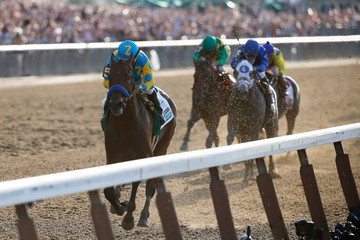 Keen Ice 147th Belmont Stakes