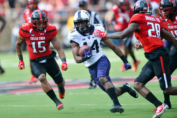Keenon Ward TCU v Texas Tech