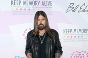 Billy Ray Cyrus attends the 24th annual Keep Memory Alive 'Power of Love Gala' benefit for the Cleveland Clinic Lou Ruvo Center for Brain Health at MGM Grand Garden Arena on March 07, 2020 in Las Vegas, Nevada.