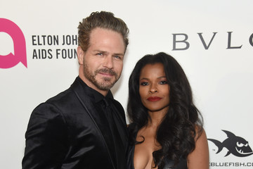 Keesha Sharp 26th Annual Elton John AIDS Foundation Academy Awards Viewing Party sponsored by Bulgari, celebrating EJAF and the 90th Academy Awards - Red Carpet
