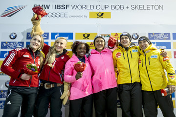Kehri Jones IBSF Worldcup Final Koenigssee - Day 1