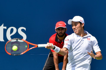 Kei Nishikori Rogers Cup presented by National Bank - Day 6