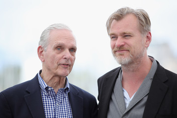 Keir Dulla Rendezvous With Christopher Nolan Photocall - The 71st Annual Cannes Film Festival